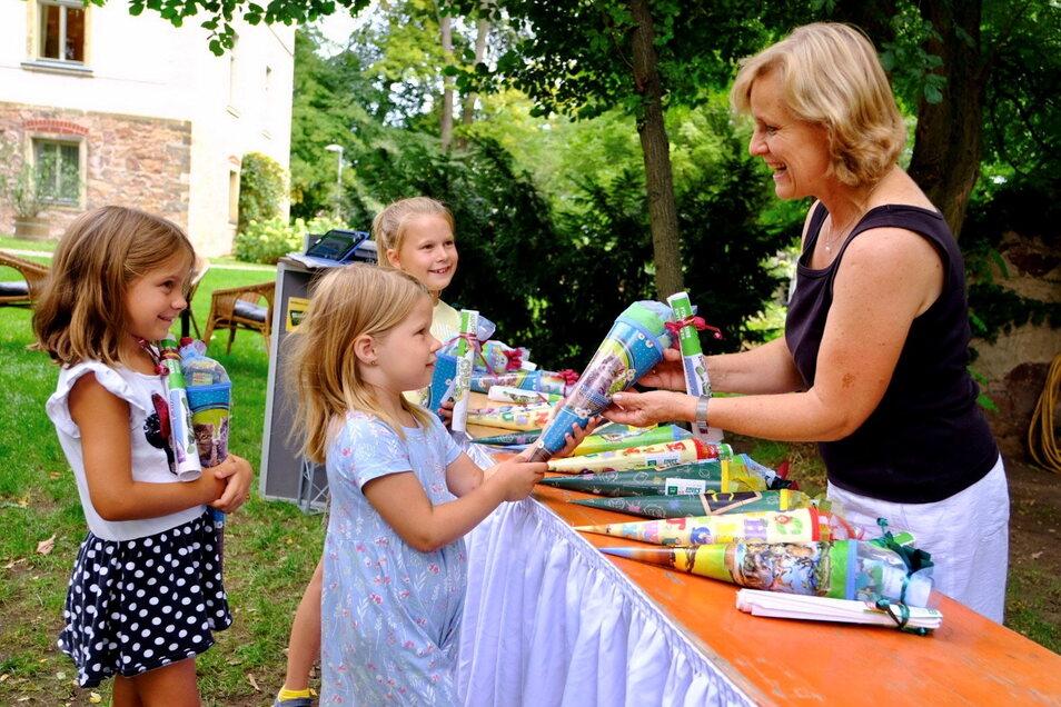 Ein Zuckertütenfest ist der Abschied künftiger Schulanfänger aus ihrer Kindereinrichtung.