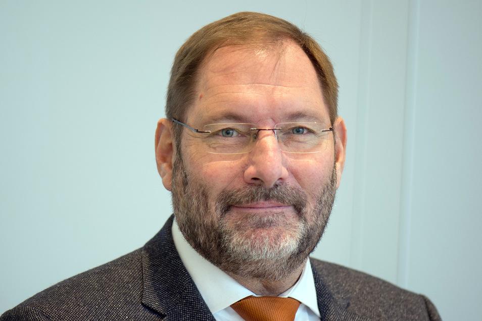 Bundespolizist Jörg Radek