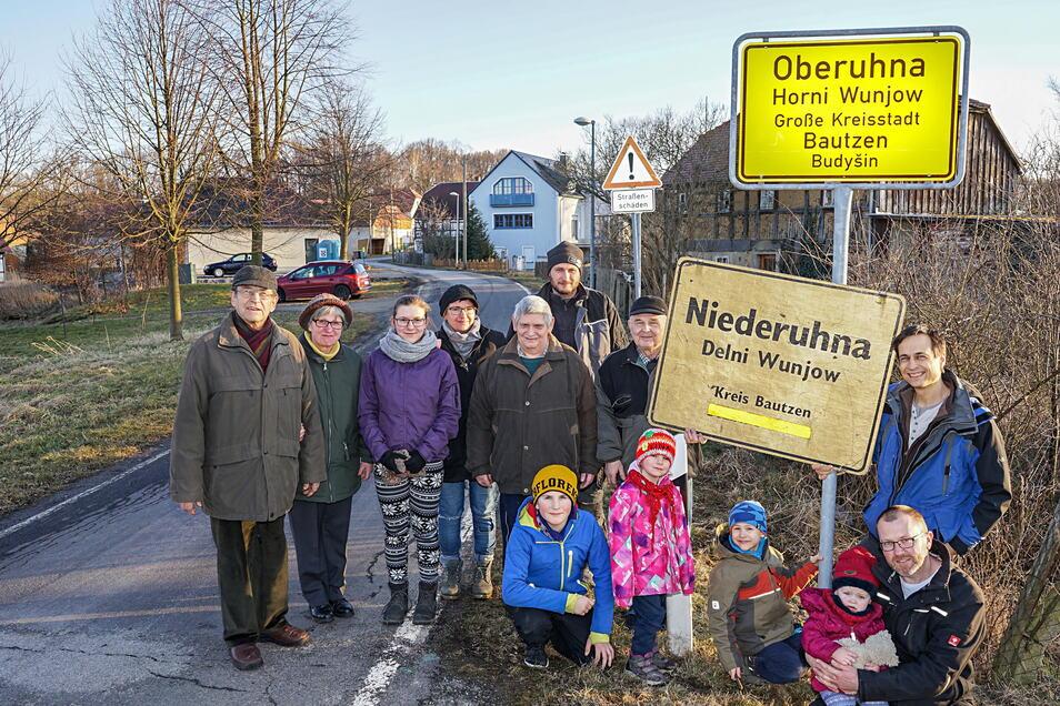 Niederuhna ist wieder ein eigenständiger Bautzener Ortsteil - und in der Statistik der Stadt in einer Kategorie an der Spitze.
