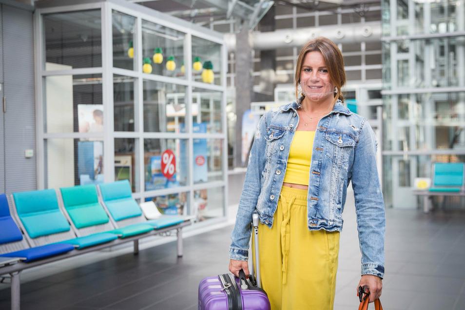 Claudia Rentsch lebt in Spanien. Um ihre Gesundheit macht sie sich keine Sorgen, jedoch um den Tourismus.