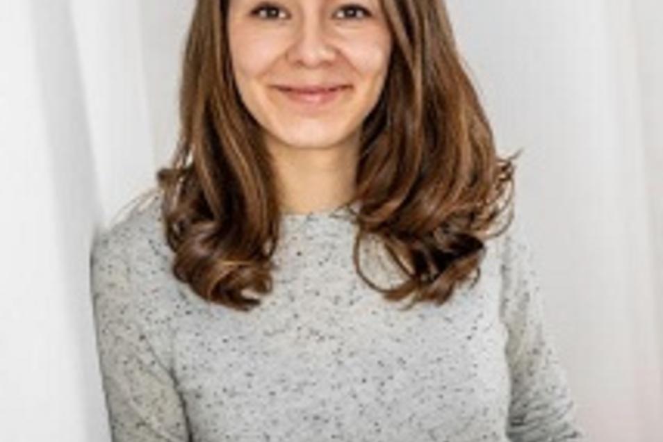 Karin Großmann will Studenten mit Rat zur Seite stehen.