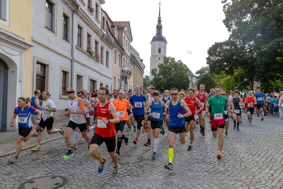 Der Müglitztallauf wurde in Erinnerung an die Jahrhundertflut 2002 ins Leben gerufen. Dieses Jahr steht er wieder im Dohnaer Sportpokal-Programm.