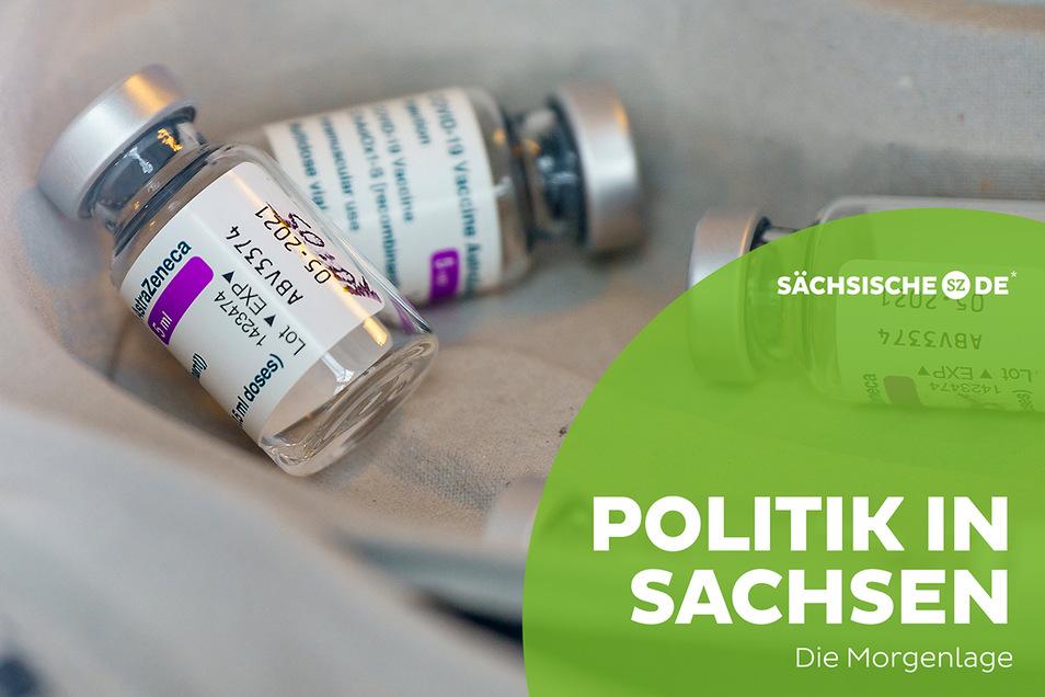 Den Impfstoff Astrazeneca gibt es nun für jeden, der will. Sachsen habt als erstes Bundesland die Impfpriorisierung auf.