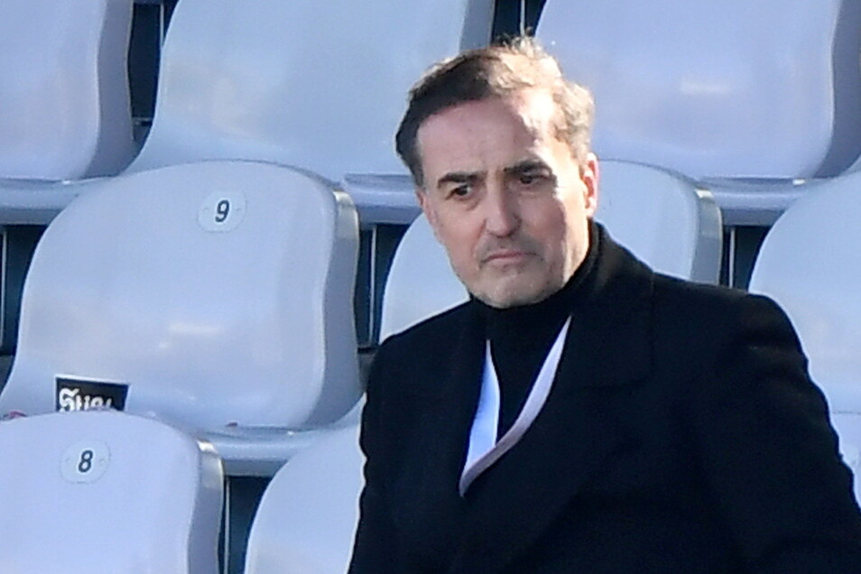 Hasan Kivran, der Investor von Türkgücü München, sieht eher Zweitliga-Absteiger wie Dynamo als Grund für das gestiegene Etatniveau in der 3. Liga,