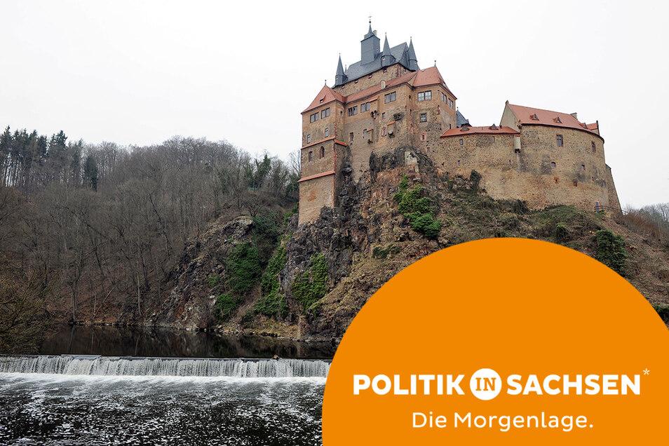 Gemeinde Kriebstein, Burg Kriebstein; 18.03.2014; Foto: André Braun Foto: André Braun