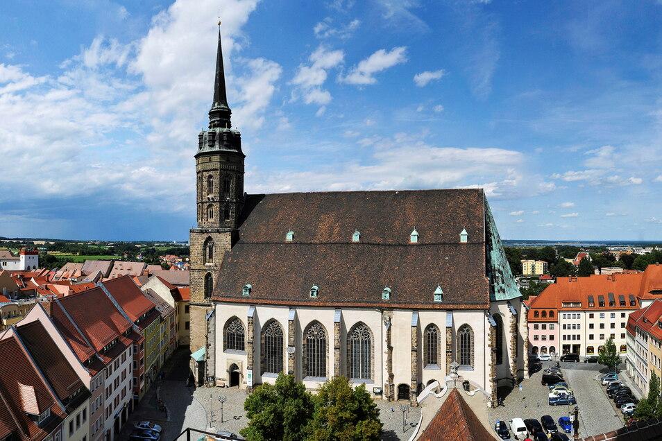 Im Bautzener St. Petri-Dom findet am 16. Oktober die Auftaktveranstaltung des Synodalen Weges innerhalb des Bistums Dresden-Meißen statt.