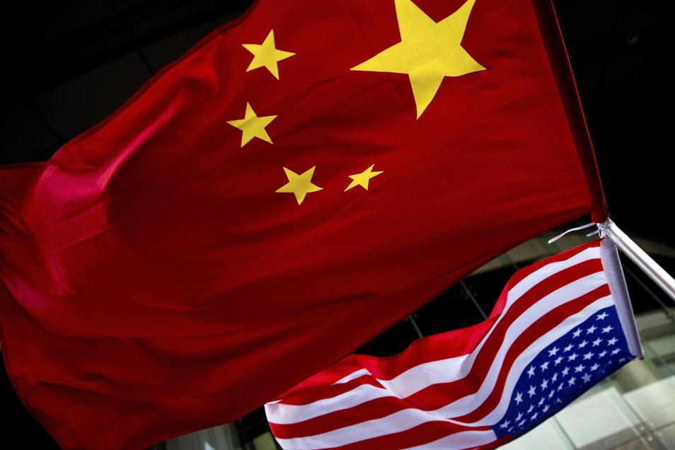 Die USA und China haben seit Jahren große diplomatische Probleme.