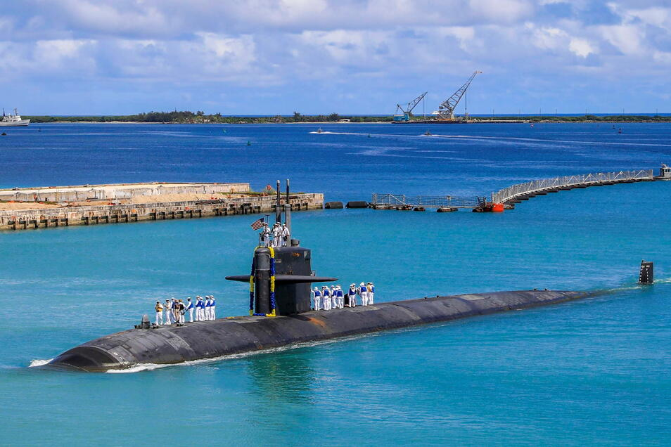 Mit einem neuen Sicherheitspakt im Indopazifik haben die USA, Großbritannien und Australien Verbündete vor den Kopf gestoßen und ein deutliches Signal an China gesendet.