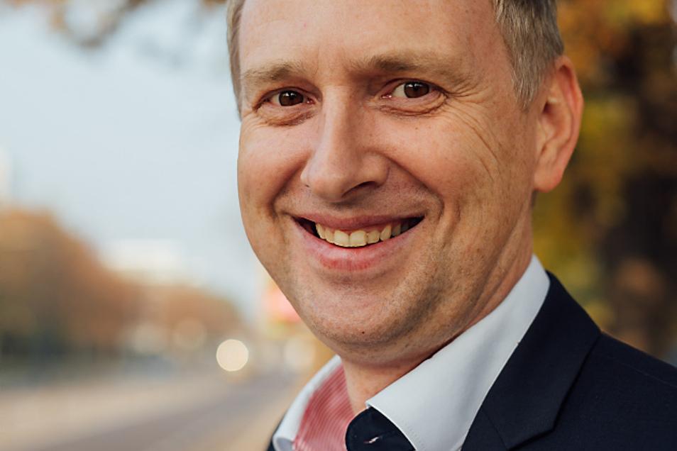 Der künftige Kämmerer von Wittichenau: Mathias Kockert.