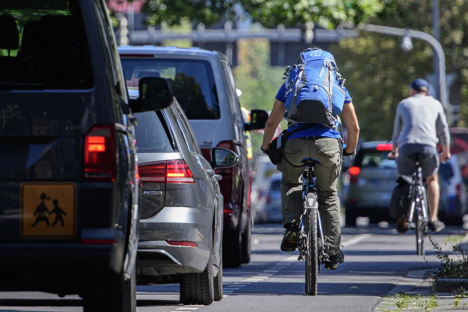Mehr Radverkehr braucht auch mehr Platz. Das schmeckt vielen Autofahrern gar nicht – sie fühlen sich ausgebremst.