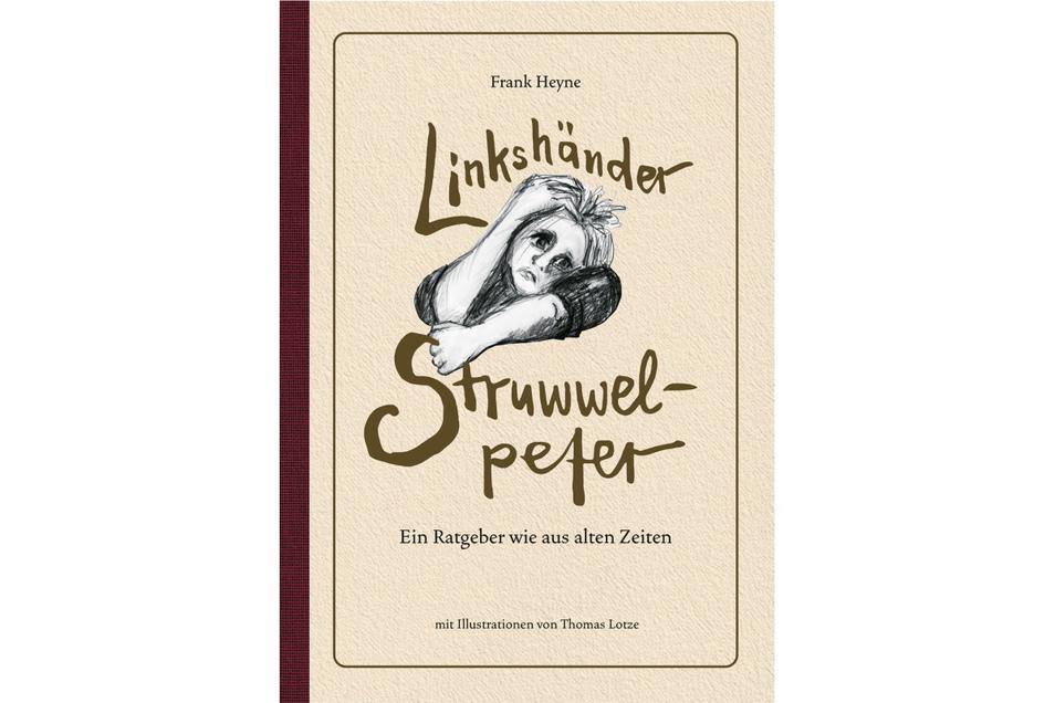 Dieser Band von Frank Heyne ist posthum erschienen. Der Grafiker Thomas Lotze hat den Text illustriert.