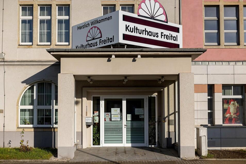 Für das Stadtkulturhaus Freital ist der Posten des Direktors neu zu besetzen.