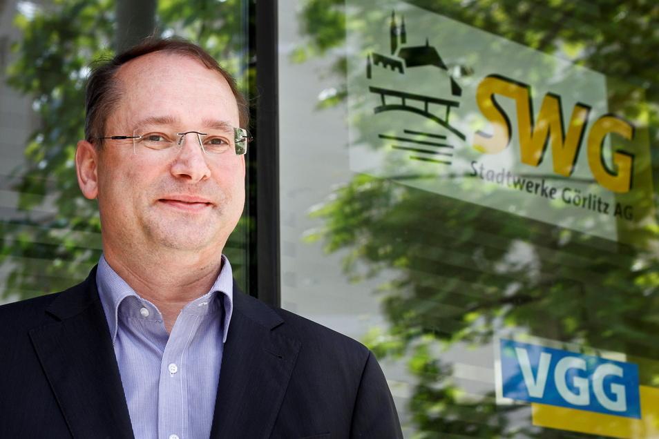 Stadtwerke-Vorstand Peter Starre