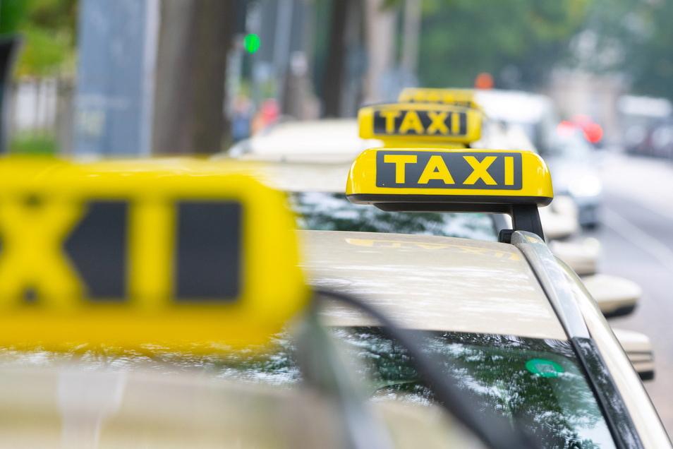 Nicht jeder Taxifahrer nimmt es mit den Coronaregeln sehr genau