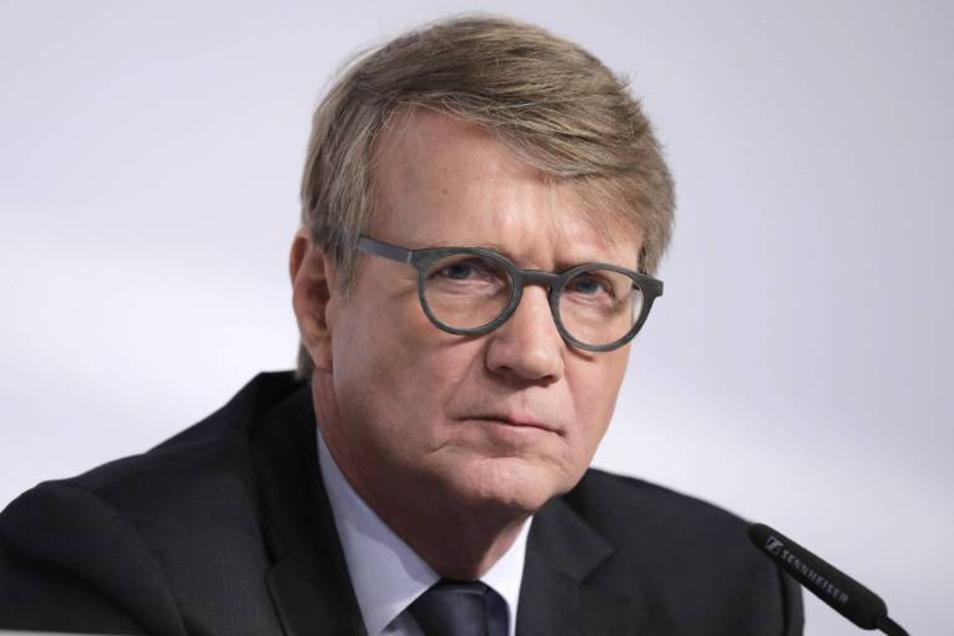 Ronald Pofalla wurde gerade 60. Bei der Deutschen Bahn leitet der Ex-CDU-Politiker das Ressort Infrastruktur.