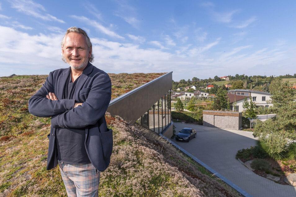 Architekt Jens Heinrich Zander