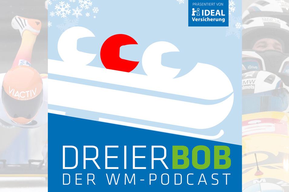 Sächsische.de begleitet die WM in Altenberg mit dem Podcast Dreierbob.