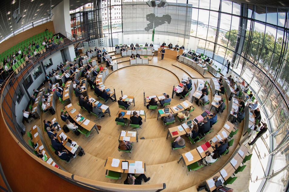 Am 1. September 2019 wählen die Sachsen einen neuen Landtag.