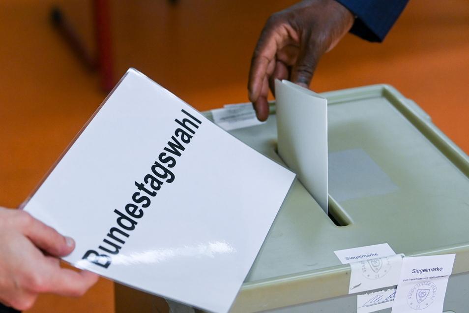 Der Meißner Direktkandidat der Freien Wähler freut sich über sein überdurchschnittliches Abschneiden bei der Bundestagswahl.
