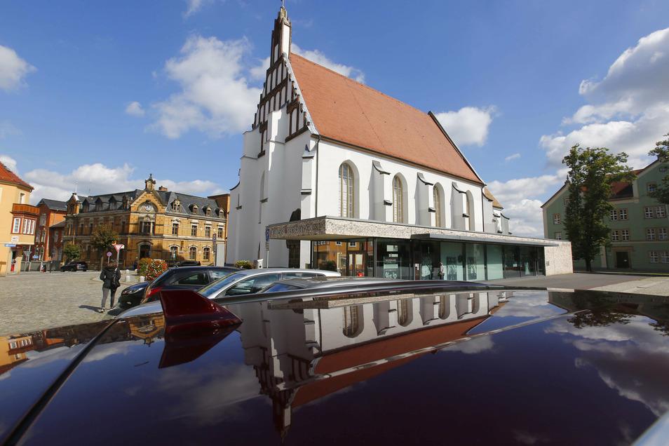 In der Kamenzer Klosterkirche St. Annen spiegelt sich Geschichte. Der jüngeren soll jetzt möglicherweise mit einer Tafel gedacht werden, die an die Wendezeit 1989/90 erinnert.