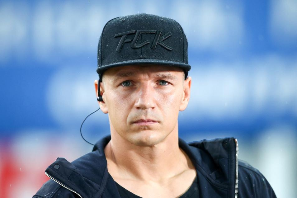 Chemnitz trennt sich von Daniel Frahn.