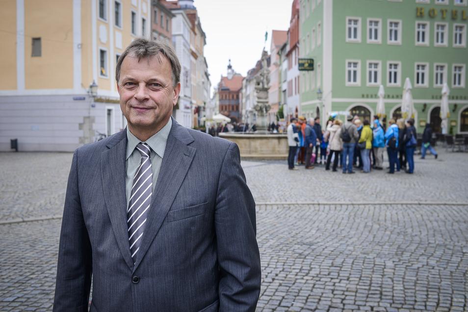 Joachim Paulick war von 2005 bis 2012 das Görlitzer Stadtoberhaupt. Er verlor 2012 die Wahl.