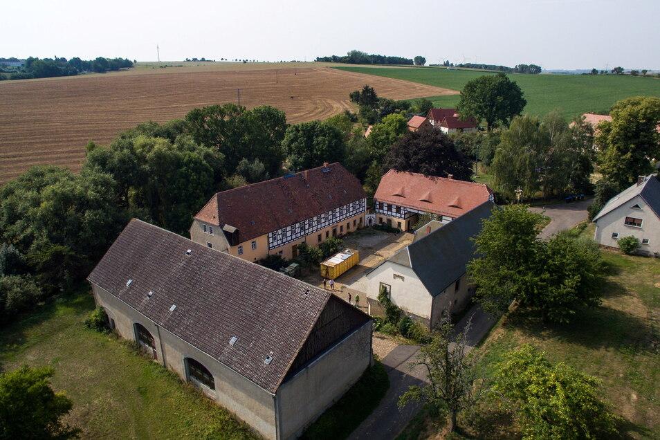 Auf dem Mattheshof in Auterwitz ist Anfang Juni ein Unternehmerfrühstück geplant, bei dem es vor allem um das ländliche Bauen geht.