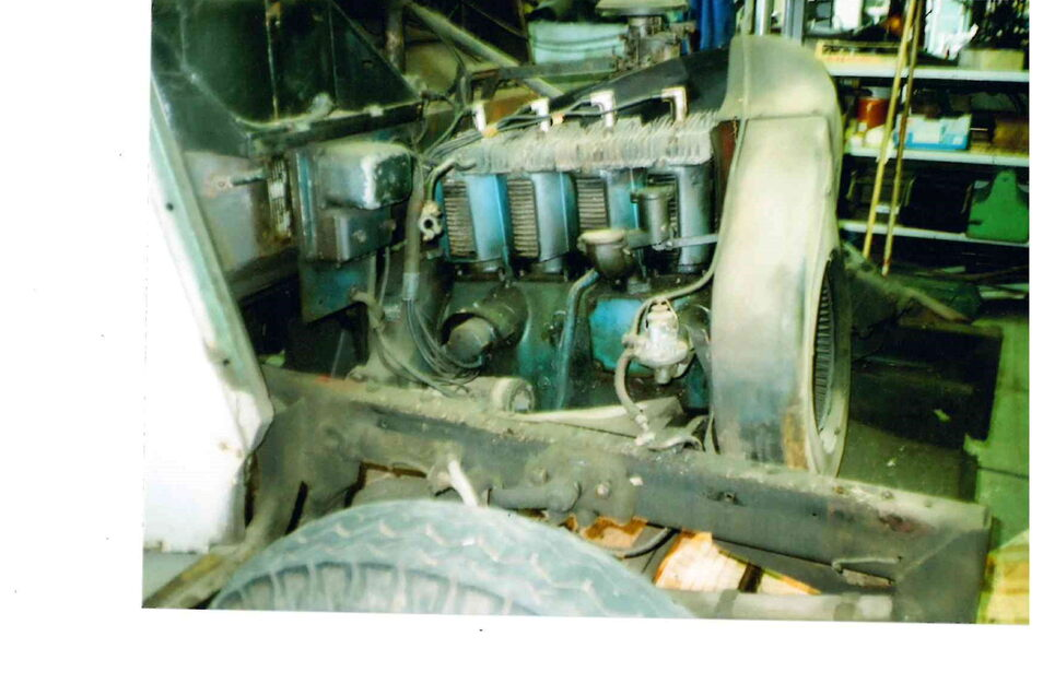 50 PS hat der Motor nur.