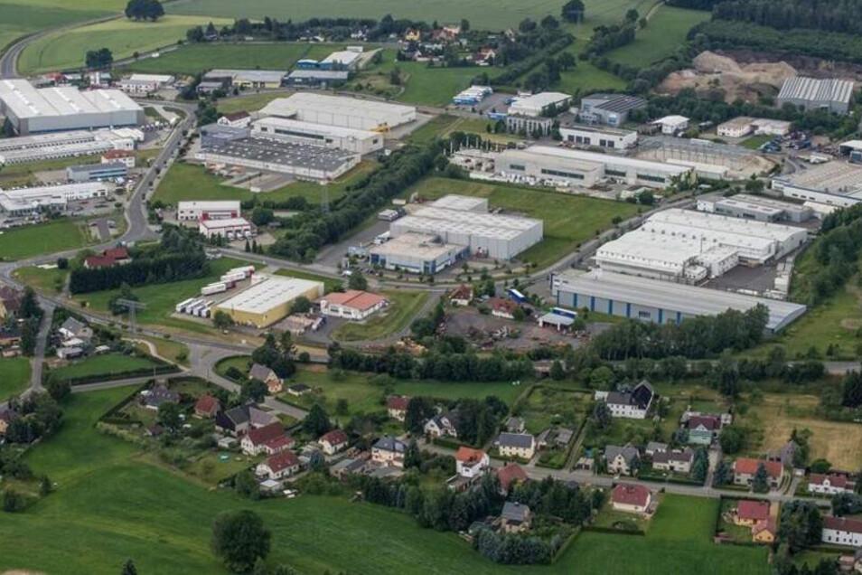 Im Gewerbegebiet Bretnig verkauft die Stadt Großröhrsdorf jetzt drei Grundstücke an eine Firma, die schon dort ansässigist.