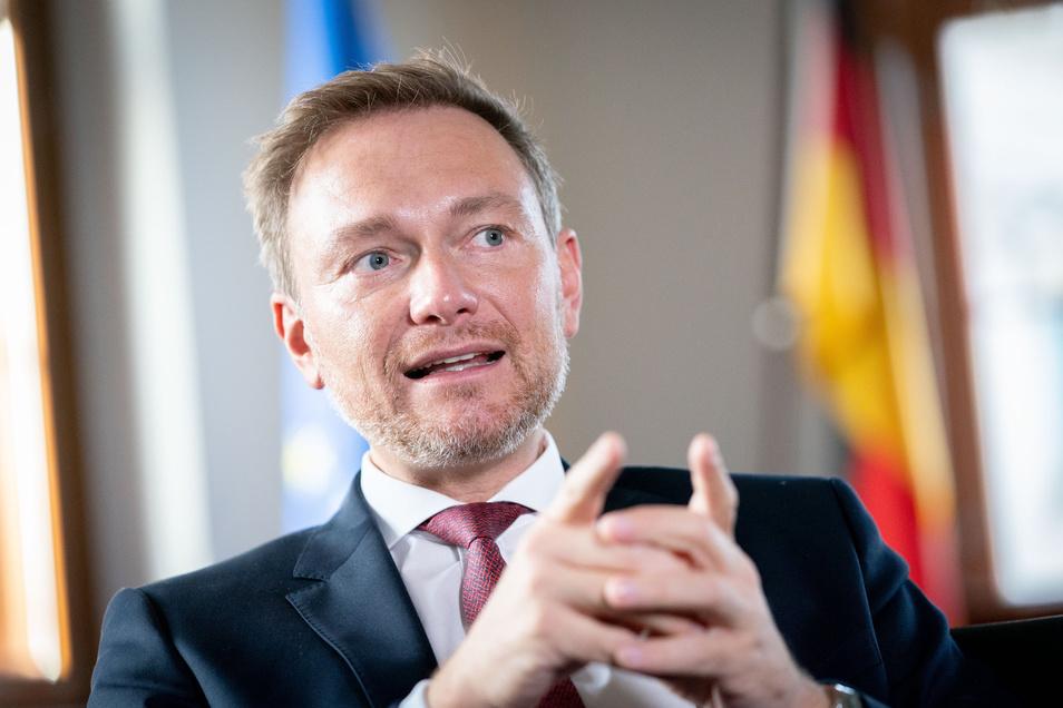 Christian Lindner, FDP-Bundesvorsitzender, will für die sogenannte Entscheidungslösung stimmen.