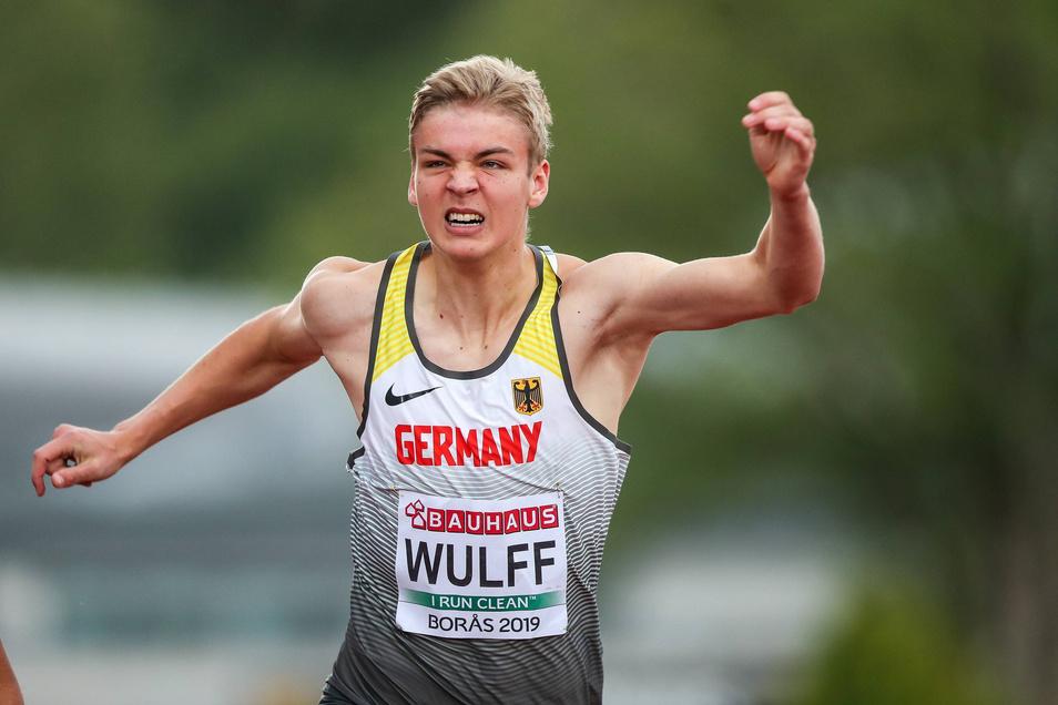 Erstmals seit der politischen Wende standen zwei Dresdner Sprinter im 100-m-Finale einer internationalen Meisterschaft. Medaillen gab es auch noch.