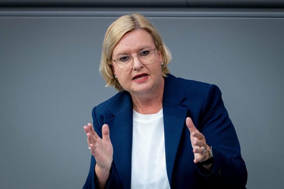 Eva Högl (SPD), Wehrbeauftragte des Bundestages