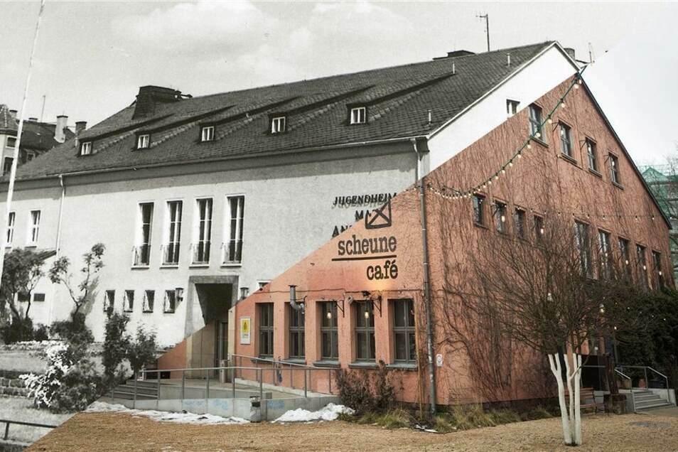 Die Scheune feiert 2021 ihren 70. Geburtstag. Früher FDJ-Jugendklub, heute Kulturzentrum, ist die Scheune nach wie vor ein Magnet in der Dresdner Neustadt.