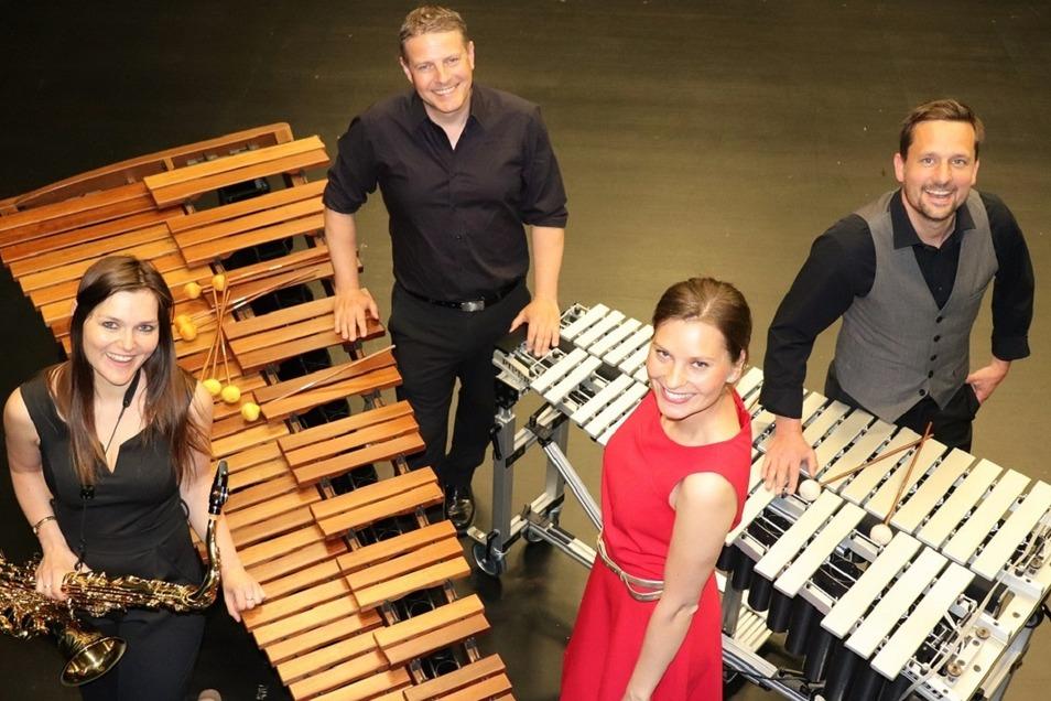 """Keine gewöhnliche Band - """"Elbmelange"""" ist am Samstag um 19 Uhr im Augusto Sommergarten."""