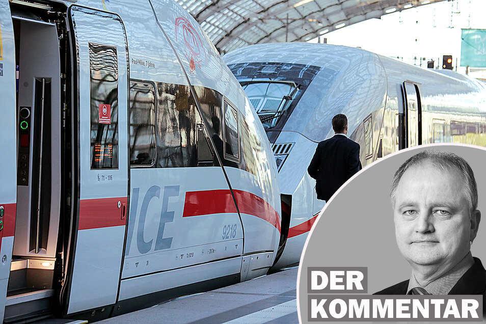 Der Streik beginnt im Personenverkehr am Montag um 2.00 Uhr und endet am Mittwoch um 2.00 Uhr. Damit bleiben die Züge genauso lang stehen wie beim ersten Streik in der vergangenen Woche.