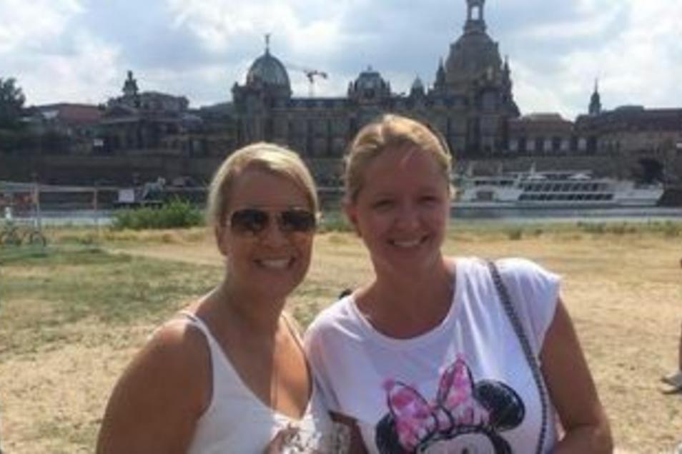 Silke Steiper besuchte die Kaisermania 2019 zusammen mit ihrer besten Freundin Sabrina.