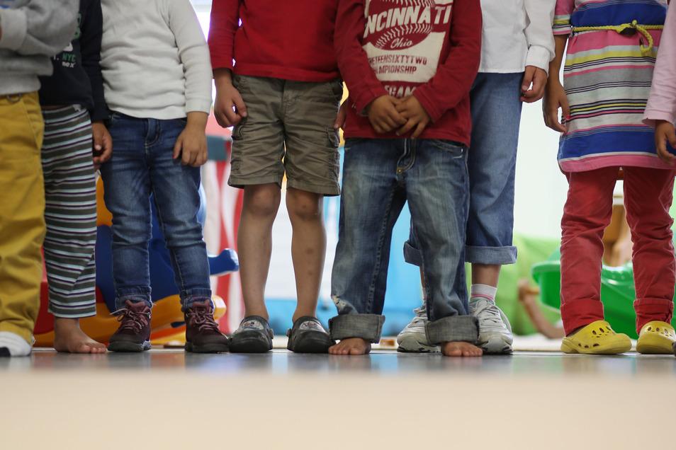 In Freitals Kindergärten wird das Personal knapp. Manche Kinder bekommen deshalb keinen Betreuungsplatz.