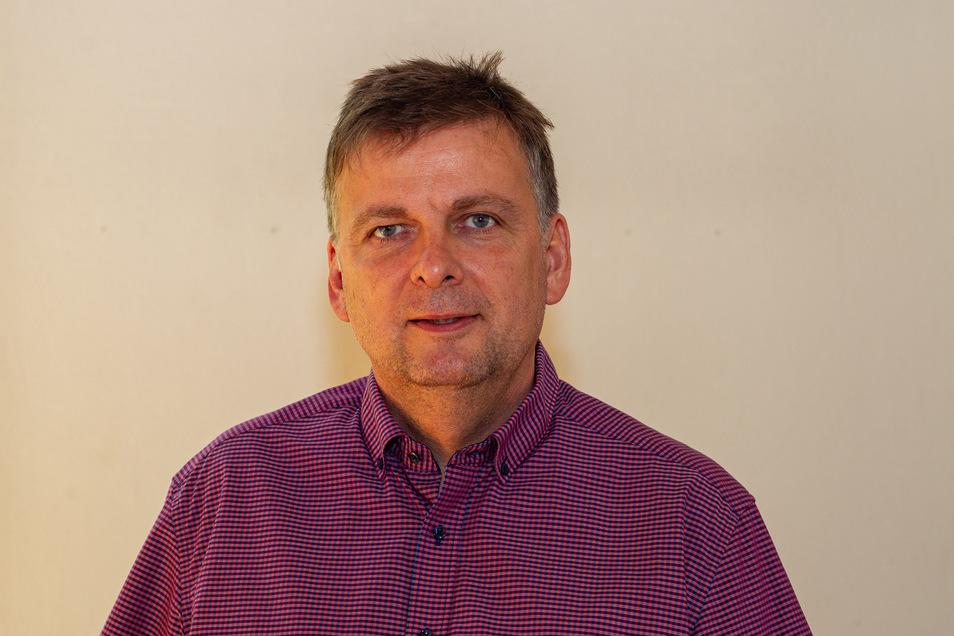 Gemeinderat Maik Franke (Zukunft Gohrisch) will von seinem Posten zurücktreten.