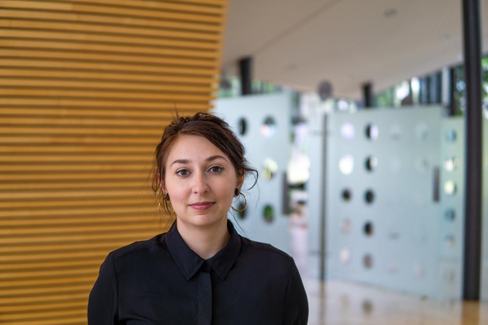 Als Landtagsabgeordnete ist Anna Gorskih regelmäßig im Sächsischen Landtag präsent. Doch auch den Kreis Meißen kennt sie aus ihrer Jugendzeit noch sehr gut.
