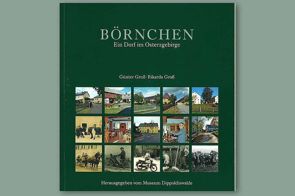 Bilder und Geschichten aus 100 Jahren Börnchen hat Günter Groß recherchiert und zusammengetragen.