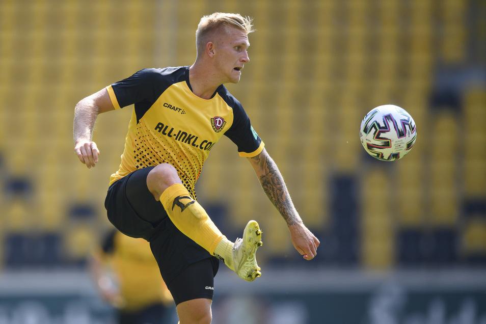 Das schwarz-gelbe Trikot hat Luka Stor in dieser Saison noch selten getragen. Wochenlang war er verletzt. Nun ist er wieder fit - und gleich auf dem Weg zur Nationalmannschaft.
