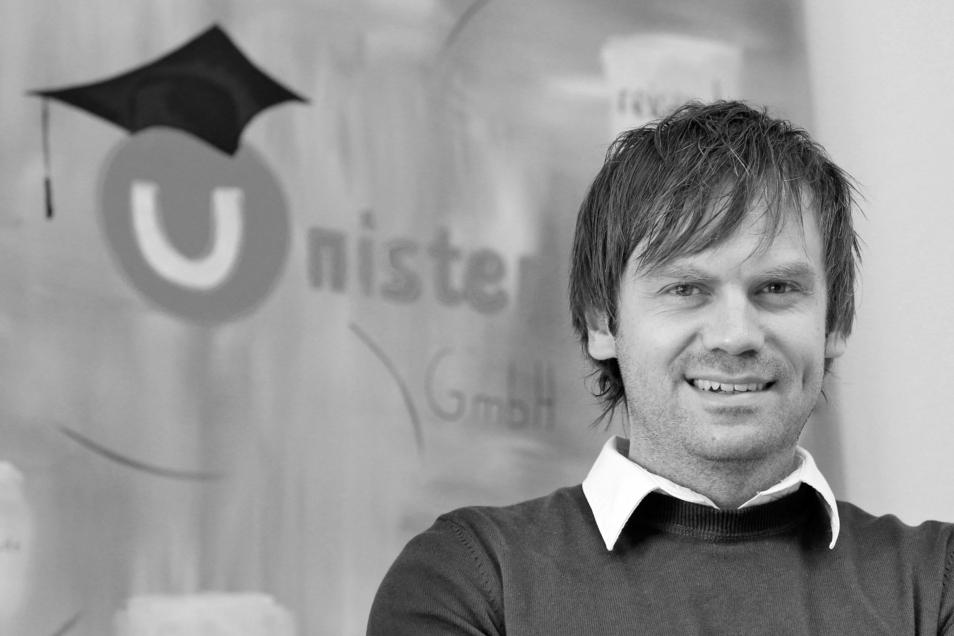 Unister-Gründer Thomas Wagner wurde nur 38 Jahre alt.