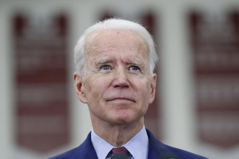 Aussagen über afroamerikanische Wähler - Biden bittet um Entschuldigung