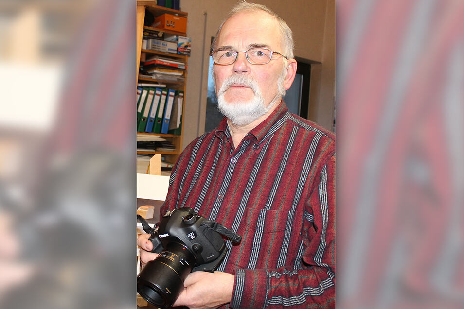 Der Bautzener Fotografiker Jürgen Matschie hat einen neuen Bildband heraus gebracht. Das Buch enthält Fotos aus den Jahren 1976 bis 2020.
