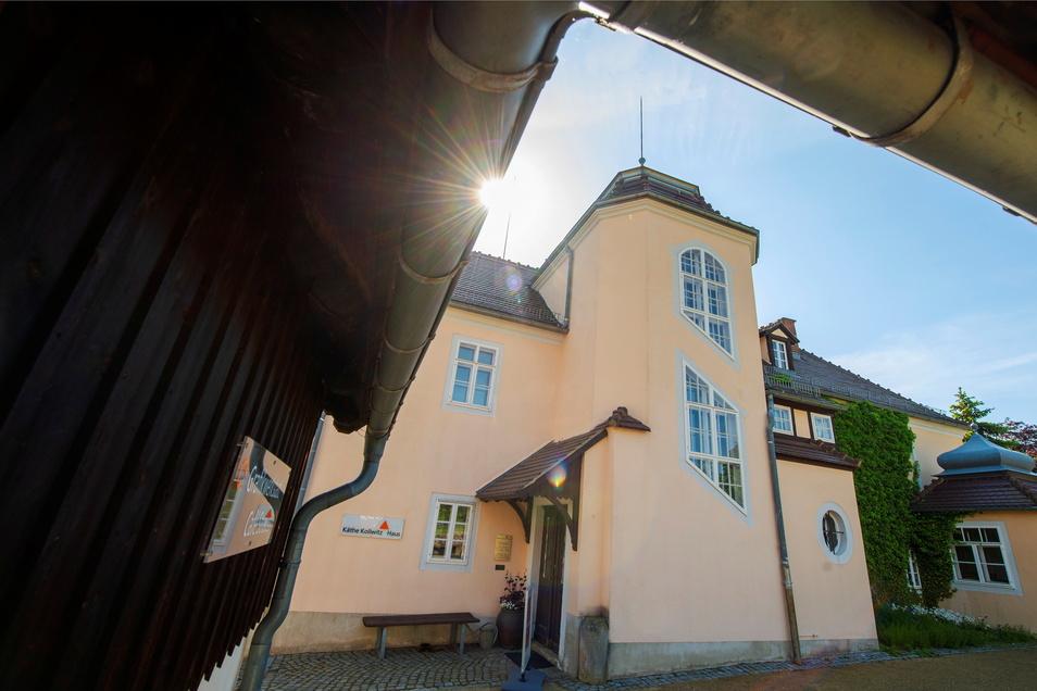 Das Käthe-Kollwitz-Haus ist der einzige noch existierende authentische Aufenthaltsort der Künstlerin.