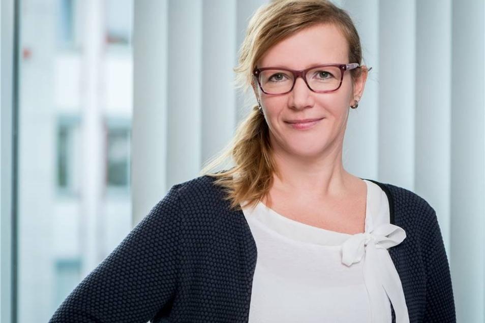Anne Hauswald-Werner: Sicher ist sicher – und eine Controllerin mehr daher gut. Seit 2018 dabei.