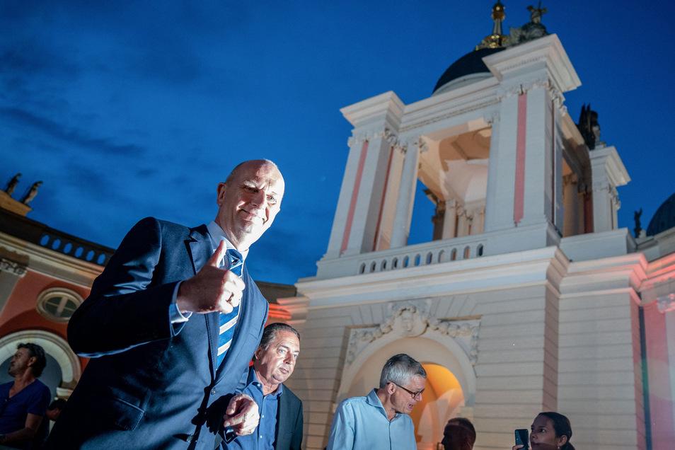 Dietmar Woidke (SPD), Ministerpräsident von Brandenburg, steht vor schwierigen Koalitionsverhandlungen.