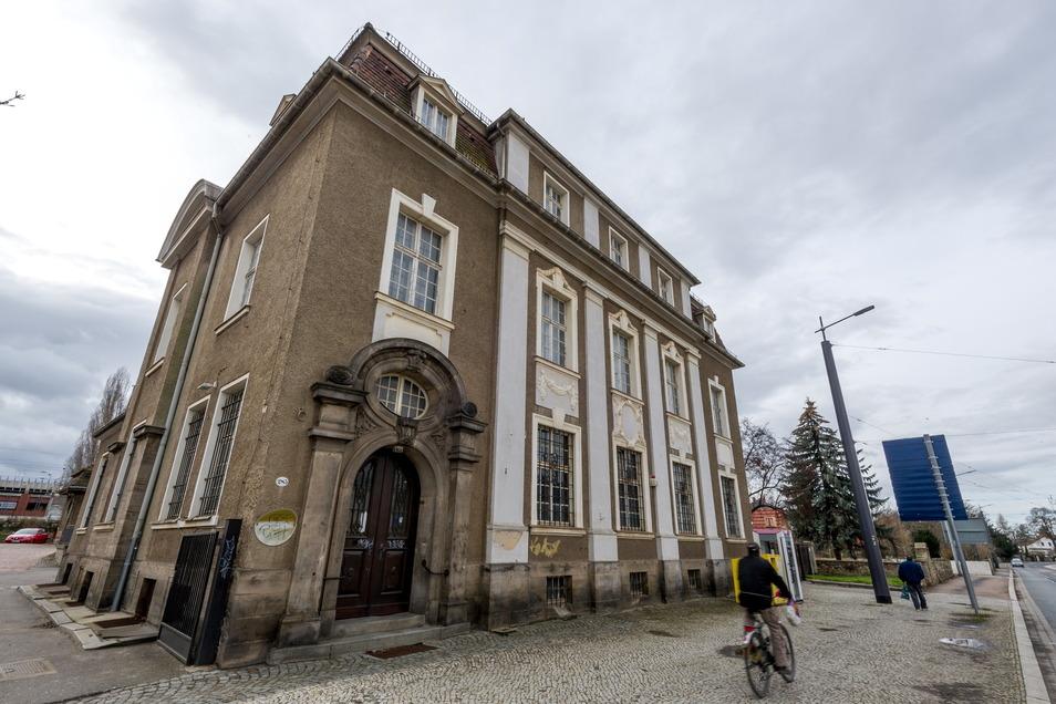 Die Alte Kaiserpost an der Meißner Straße in West soll die neue Musikschule werden.