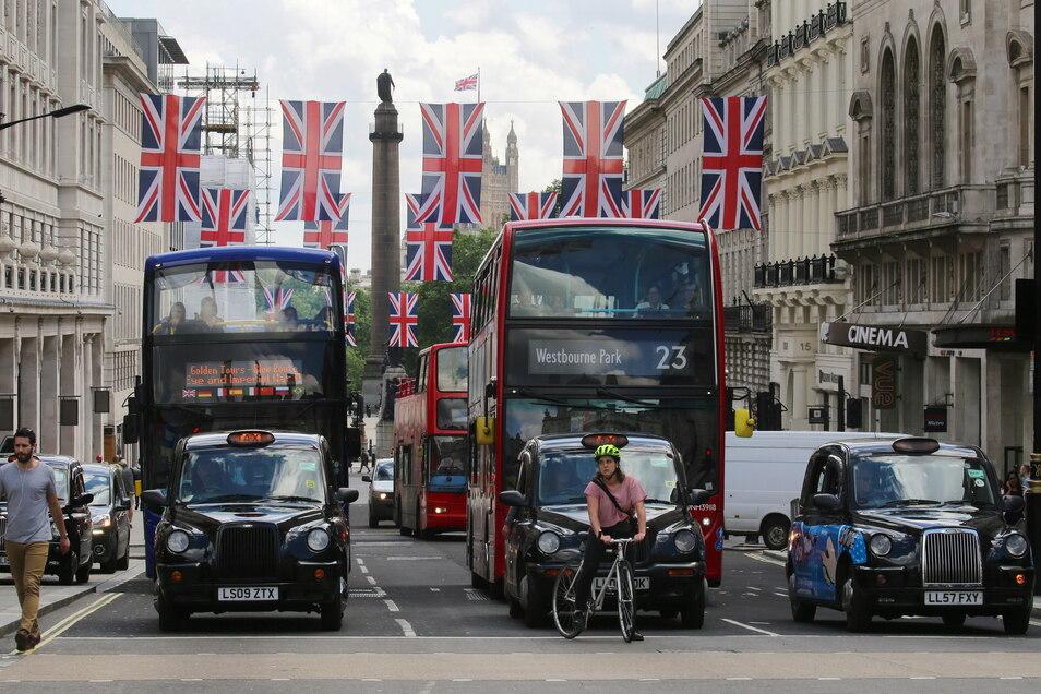 Nach dem Brexit können die Briten nun zu ihren alten Maßeinheiten zurückkehren.