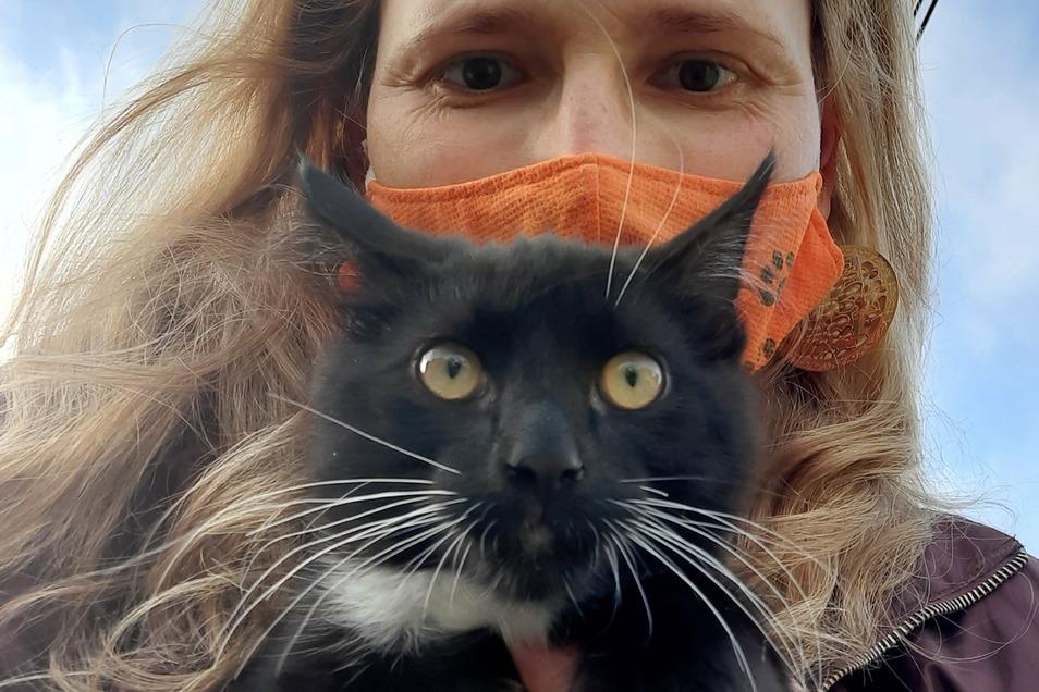Kristin Lorenz lebt in Chile und ist dort für den Tierschutz aktiv.